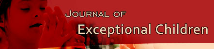 Journal of Exceptional Children